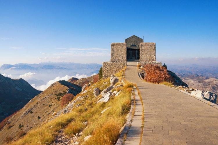Мавзолей Негоша - достопримечательности Черногории