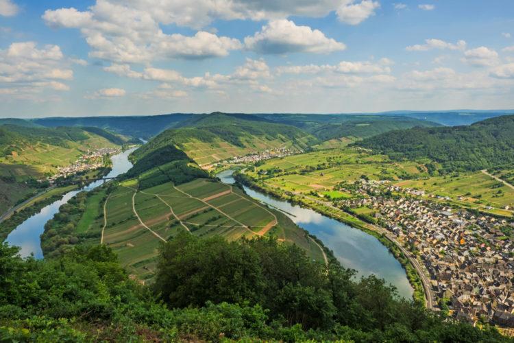 Долина реки Мозель - достопримечательности Люксембурга