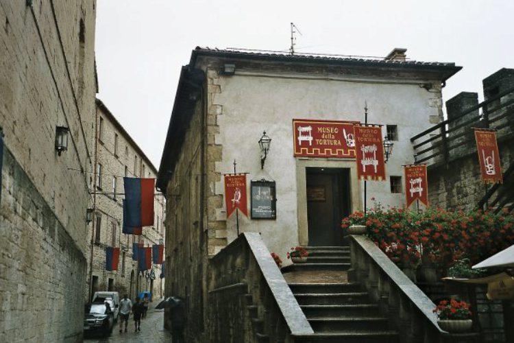 Музей пыток - достопримечательности Сан-Марино