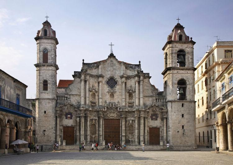 Кафедральный собор Гаваны - достопримечательности Кубы