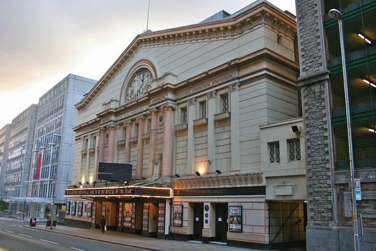 Оперный театр Манчестера - достопримечательности Манчестера