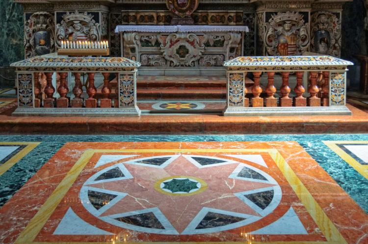 Церковь Сан-Джузеппе-деи-Театини - достопримечательности Палермо