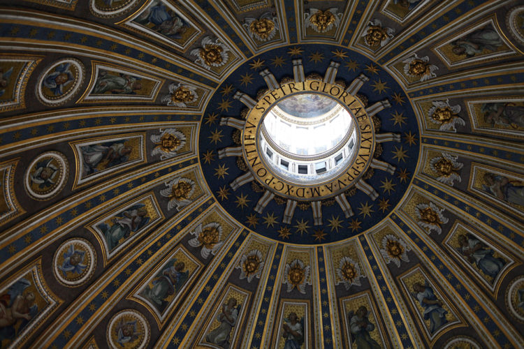 Сикстинская капелла - достопримечательности Ватикана