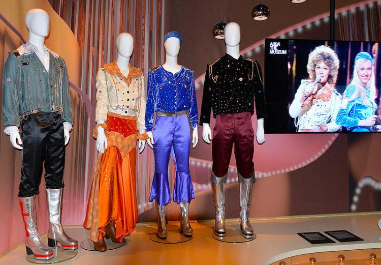 Музей ABBA - достопримечательности Швеции