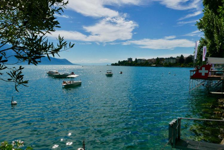 Женевское озеро - достопримечательности Швейцарии