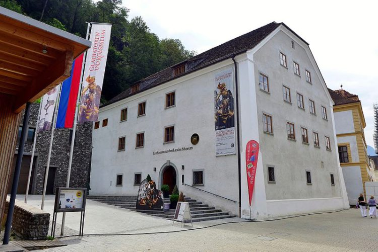 Государственный музей Лихтенштейна - достопримечательности Лихтенштейна