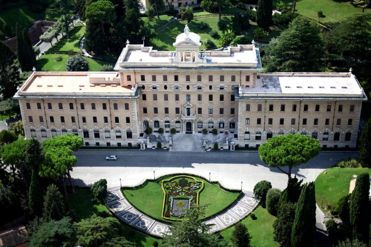Пинакотека - достопримечательности Ватикана