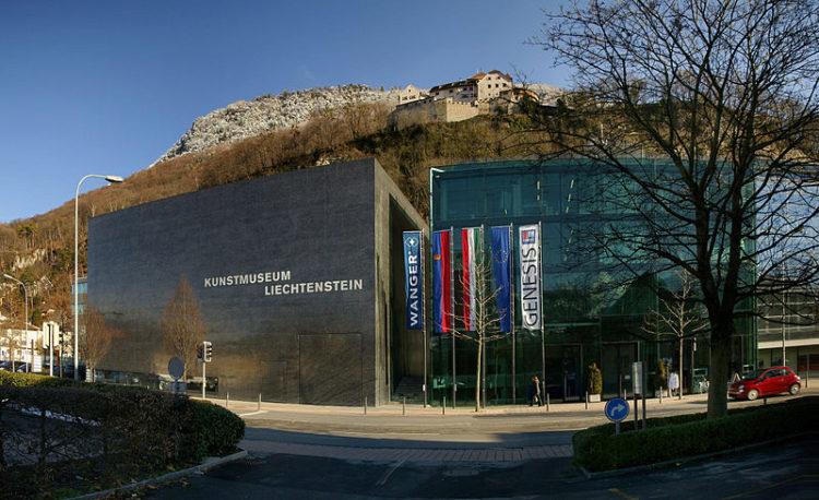 Музей искусств Лихтенштейна - достопримечательности Лихтенштейна