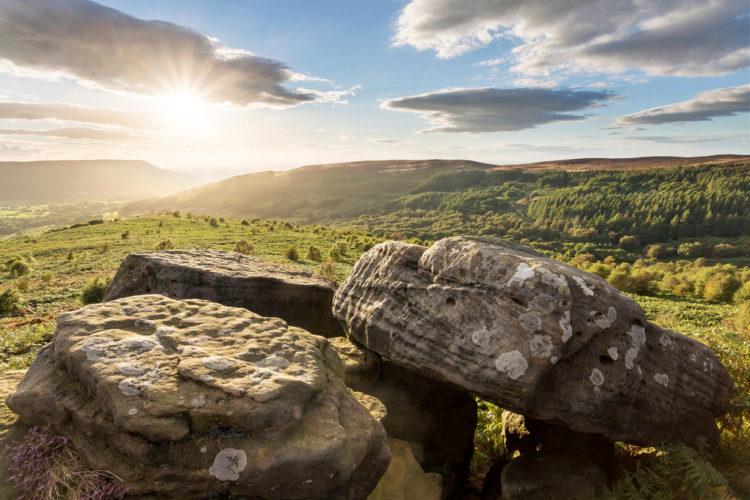Национальный парк Йоркширские Долины - достопримечательности Англии