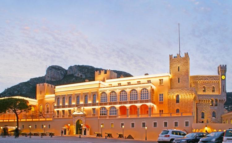 Княжеский дворец - достопримечательности Монако