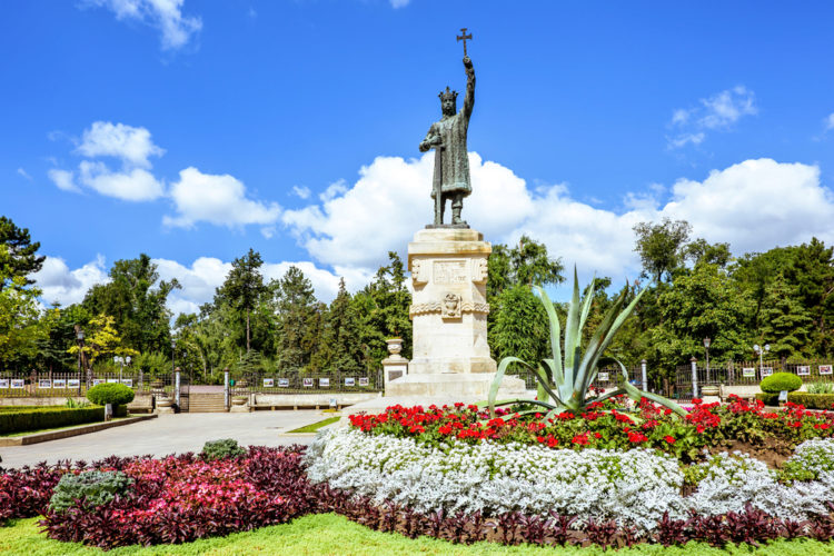 Парк «Штефан чел Маре» - достопримечательности Молдавии