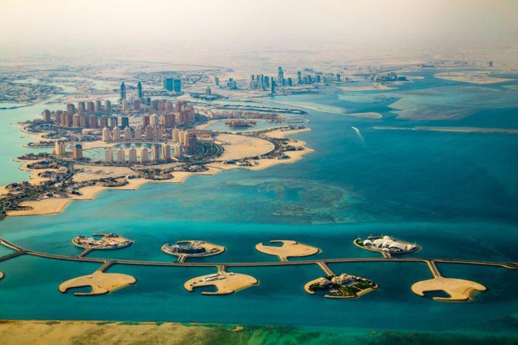 Город Доха - достопримечательности Катара
