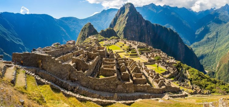 Мачу-Пикчу - достопримечательности Перу