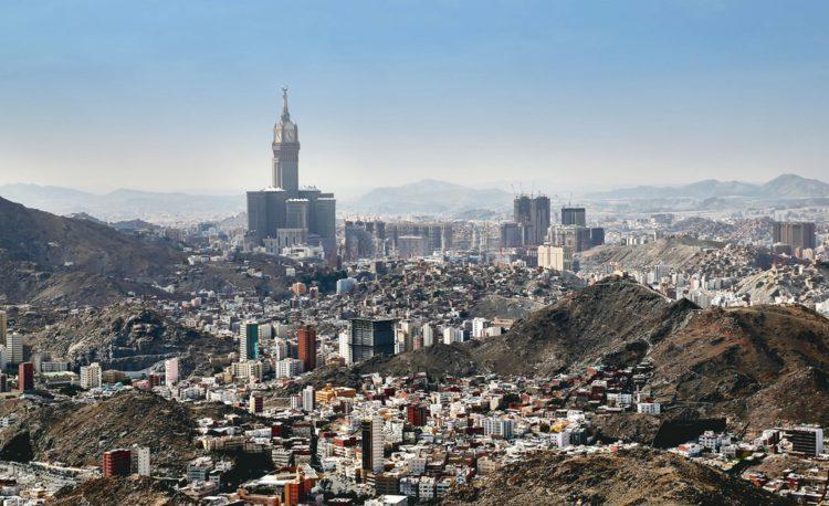 Город Мекка - достопримечательности Саудовской Аравии