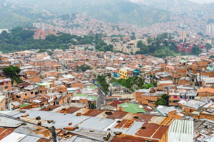 Город Медельин - достопримечательности Колумбии