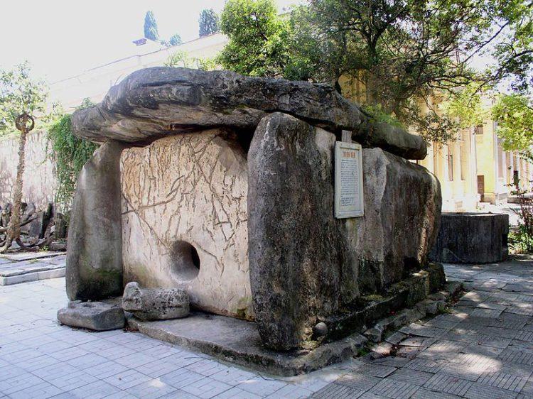 Абхазский государственный музей - достопримечательности Абхазии