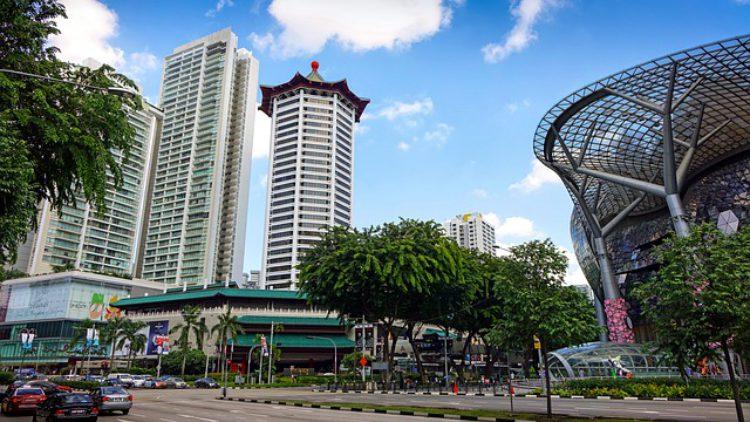 Улица Орчард-Роуд - достопримечательности Сингапура