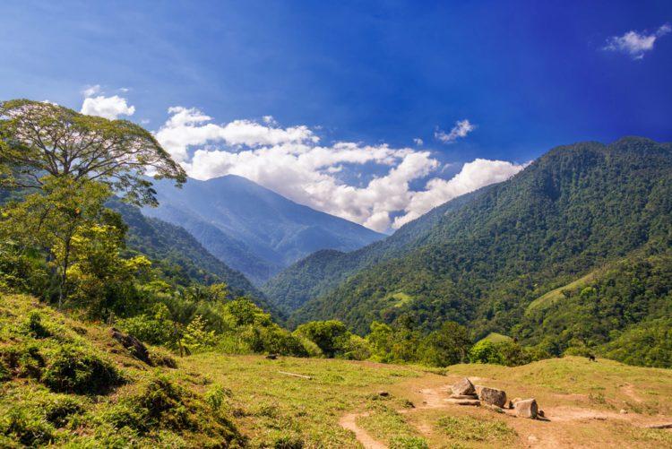 Сьерра-Невада-де-Санта-Марта - достопримечательности Колумбии