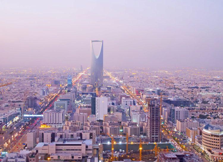 Небоскреб Бурдж Аль-Мамляка (Kingdom Centre) - достопримечательности Саудовской Аравии