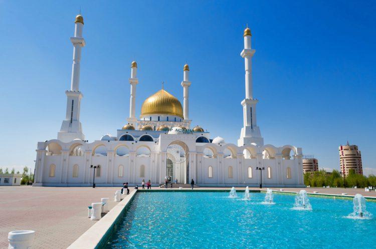 Мечеть Нур-Астана - достопримечательности Казахстана
