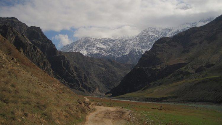 Таджикский национальный парк - достопримечательности Таджикистана