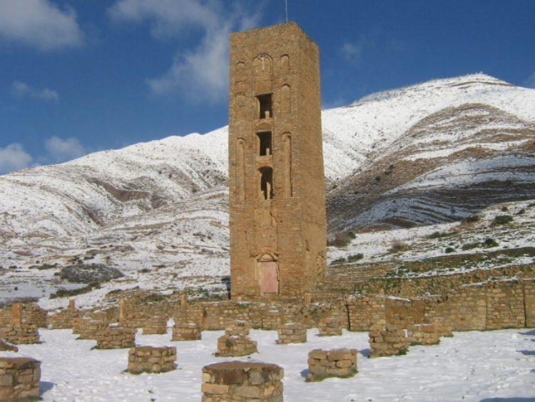 Кала-Бени-Хаммад - достопримечательности Алжира