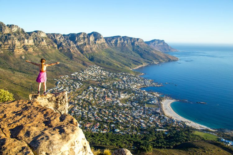 Скала Лайонс-Хед - достопримечательности ЮАР