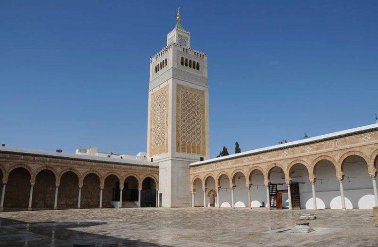Мечеть аз-Зайтуна (Мечеть Олив) - достопримечательности Туниса