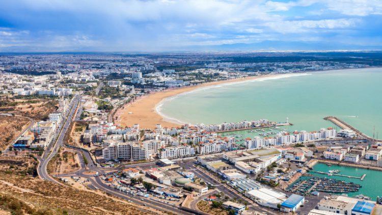 Касба Агадира - достопримечательности Марокко