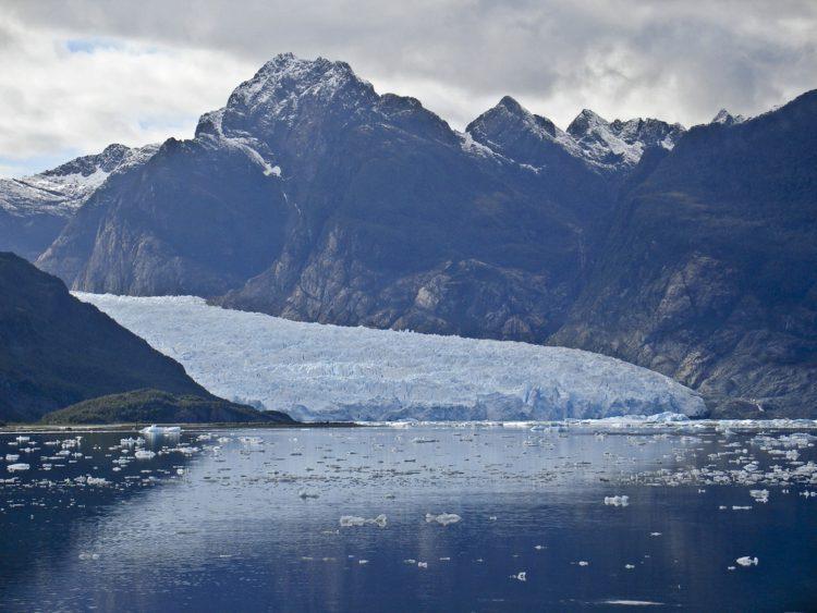 Ледник Сан-Рафаэль - достопримечательности Чили