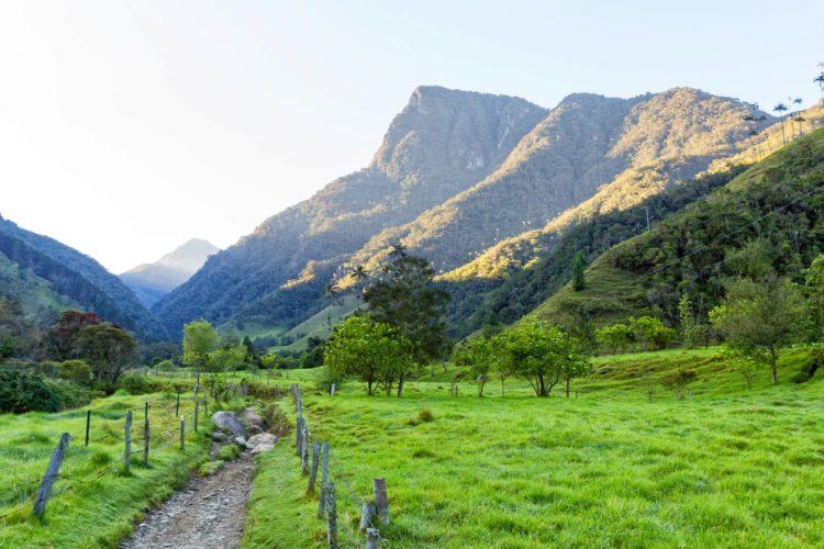 Национальный природный парк Лос-Невадос - достопримечательности Колумбии