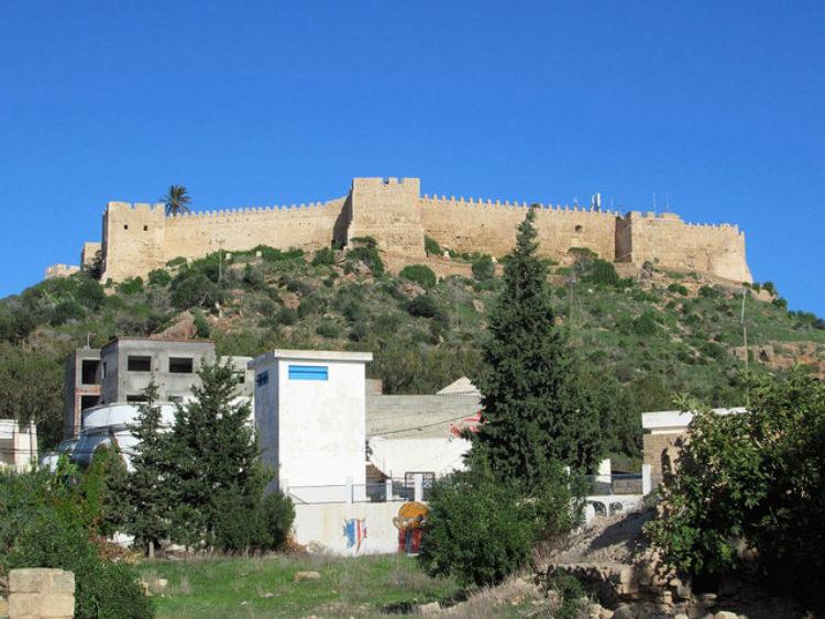 Крепость Келибия - достопримечательности Туниса