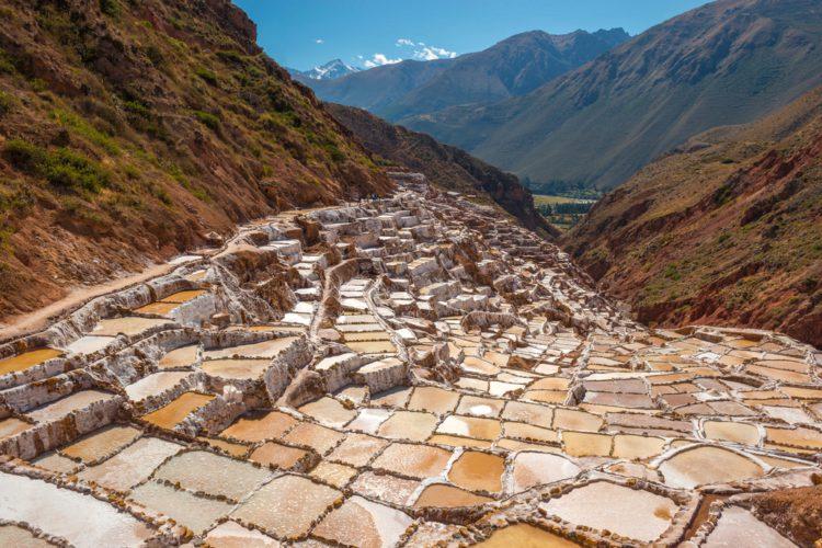 Соляные копи Марас - Что посмотреть в Перу
