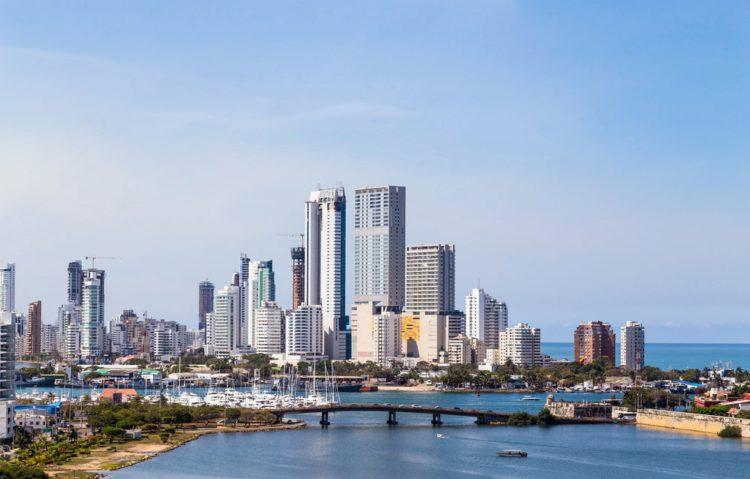 Город Картахена - достопримечательности Колумбии