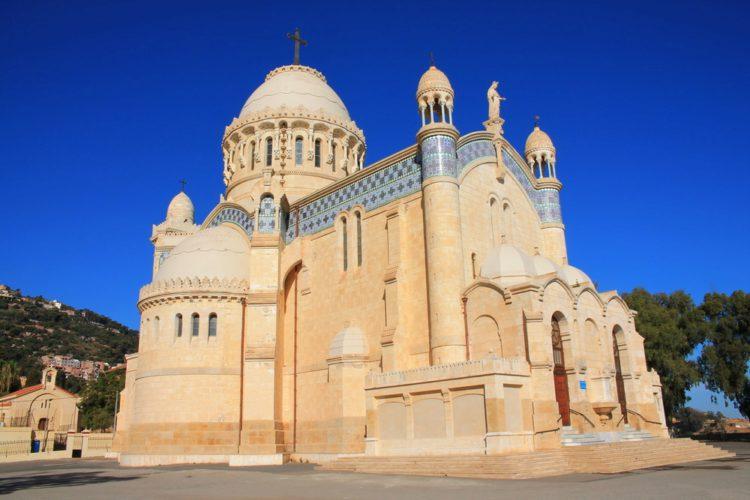 Собор Африканской Богоматери - достопримечательности Алжира
