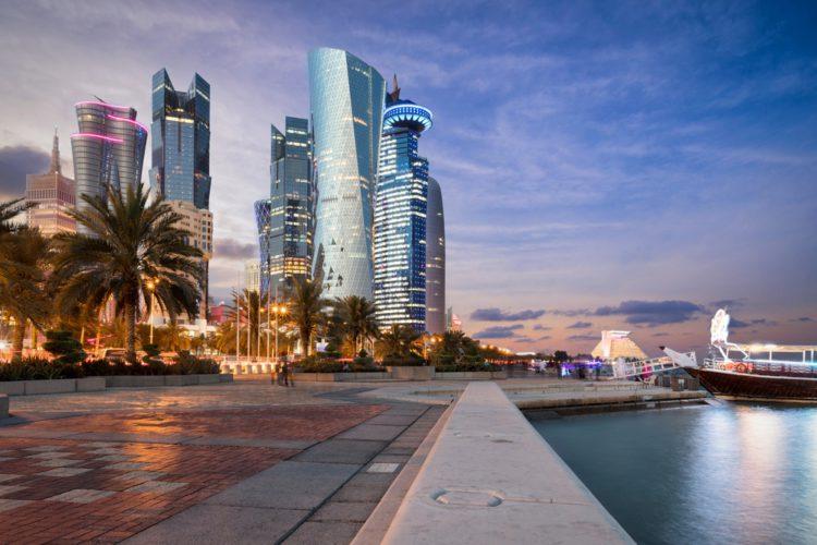 Набережная Корниш (Доха) - достопримечательности Катара