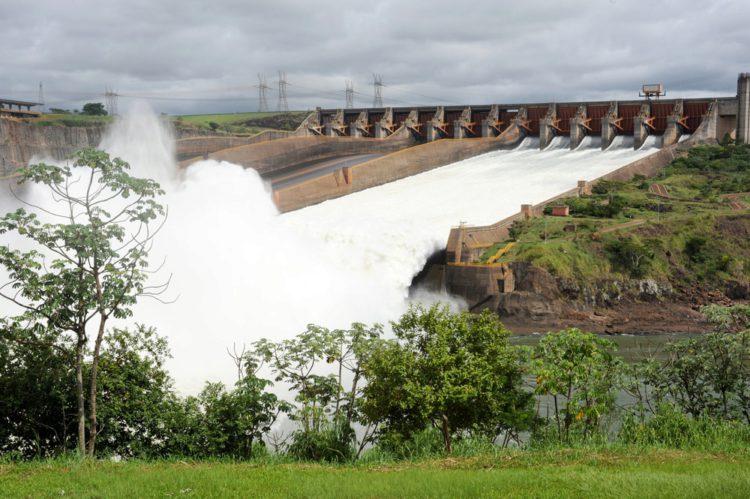 Плотина Итайпу - достопримечательности Парагвая