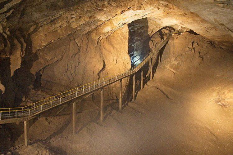 Новоафонская пещера - достопримечательности Абхазии