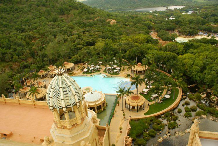 Город-курорт Сан-Сити - достопримечательности ЮАР