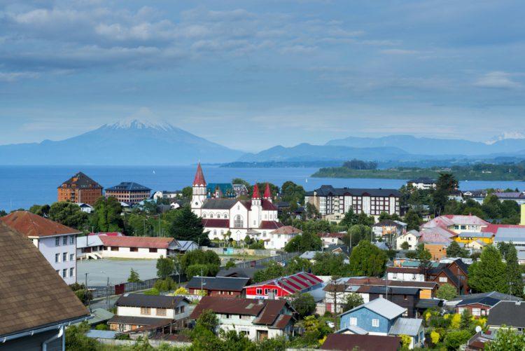 Город Пуэрто-Варас - Что посмотреть в Чили