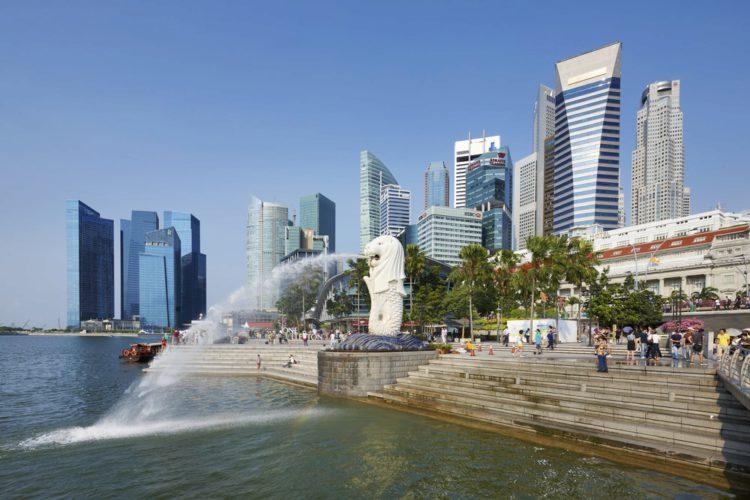Мерлайон – символ Сингапура - Что посмотреть в Сингапуре