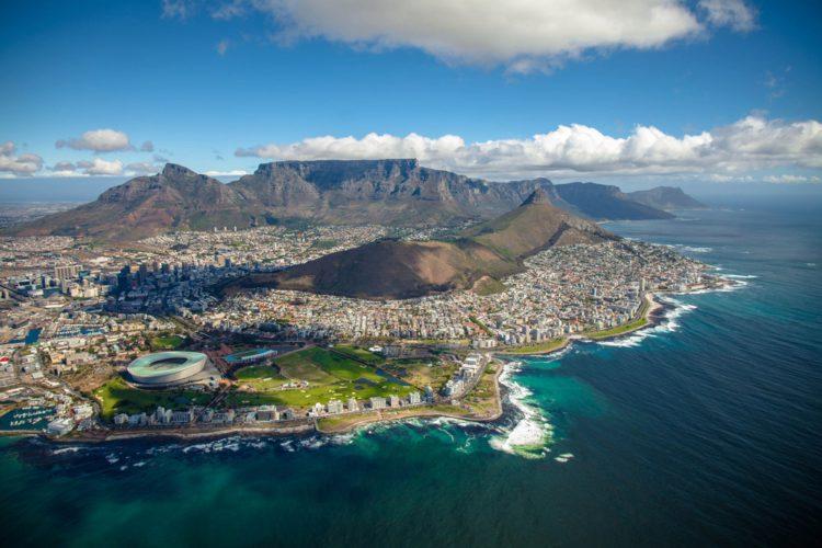 Кейптаун - достопримечательности ЮАР