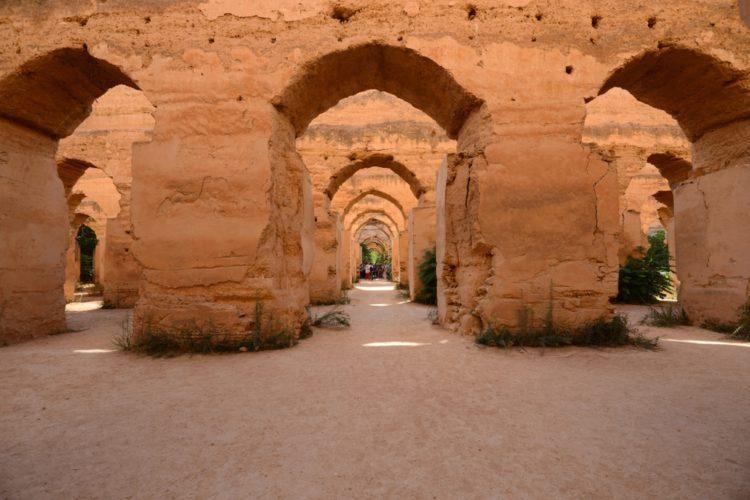 Город Мекнес - достопримечательности Марокко