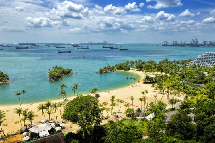 Остров Сентоза (Sentosa) - достопримечательности Сингапура