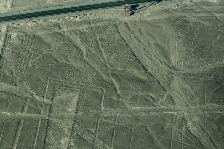 Пустыня Наска - достопримечательности Перу