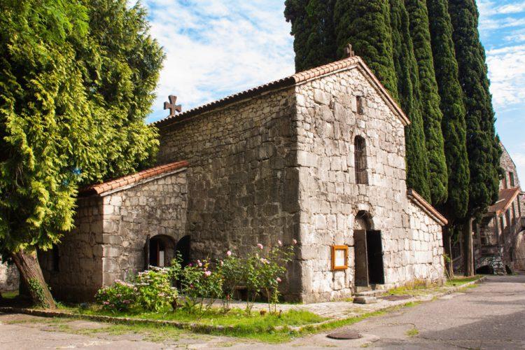 Крепость Абаата - достопримечательности Абхазии