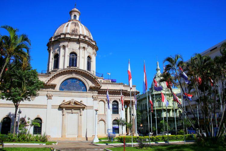 Национальный пантеон Героев - достопримечательности Парагвая