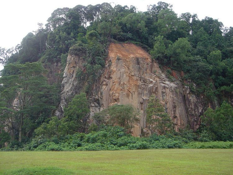 Букит-Тимах - достопримечательности Сингапура