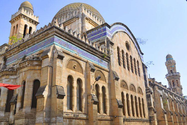 Мечеть Кетшава - достопримечательности Алжира
