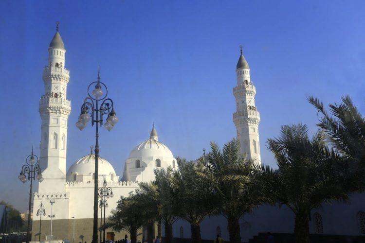 Мечеть Аль-Куба - достопримечательности Саудовской Аравии
